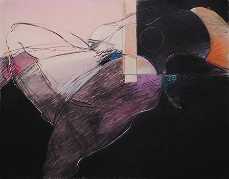 Reclining Figure by Bill Dowdy