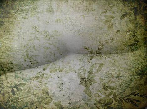Reclining Nude by Andrea Kollo