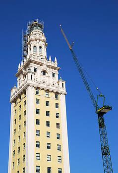 Ramunas Bruzas - Reconstructing Historic Skyscraper