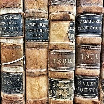 Records #salem #nj #history by Malcolm Van Atta III