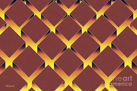 Rectangular Prisms - Glow by E B Schmidt