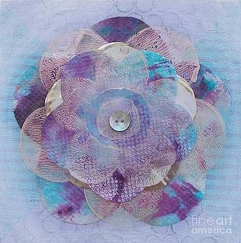 Recycled Flower 5 by Marcella Nordbeck