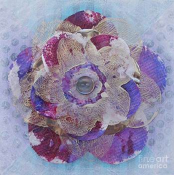 Recycled Flower 6 by Marcella Nordbeck