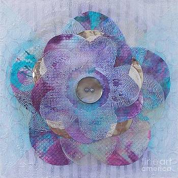 Recycled Flower 7 by Marcella Nordbeck