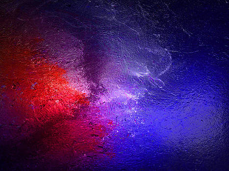 Dennis James - Red and Blue Coolness