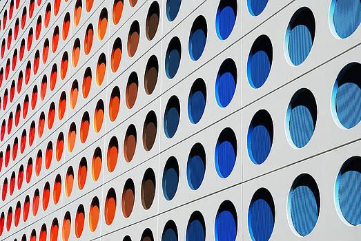 Ramunas Bruzas - Red and Blue