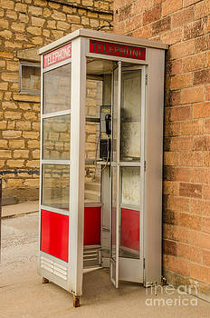 Before Cell Phones by Sue Smith