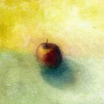 Michelle Calkins - Red Apple No. 4