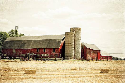 Carolyn Cochrane - Red Barn