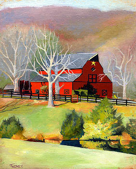 Catherine Twomey - Red Barn Star