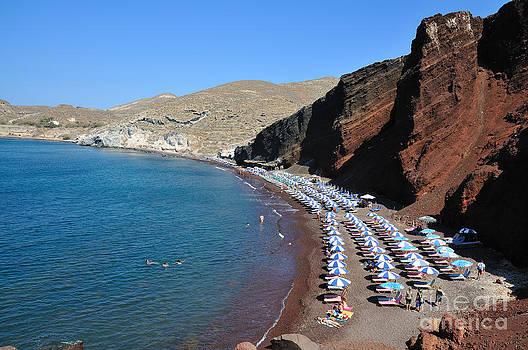 George Atsametakis - Red beach
