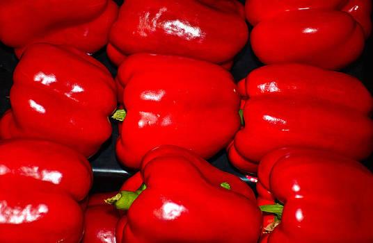 Robert Meyers-Lussier - Red Bell Peppers