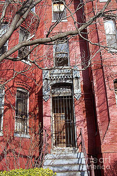 Walter Oliver Neal - Red Brick Roll House
