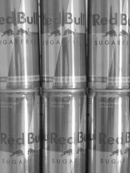 Red Bull by Randy Fisher