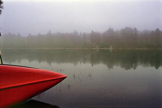 Matt Swinden - Red Canoe