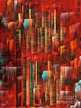 Concrete Jungle by Yul Olaivar