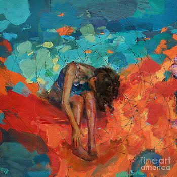 Red Cloud  by Mahnoor Shah