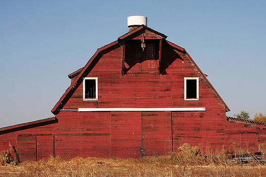Art Block Collections - Red Country Barn