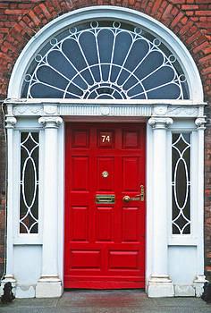 Dennis Cox - Red Door