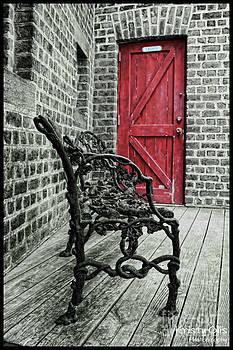 Red Door by Kristy Ollis