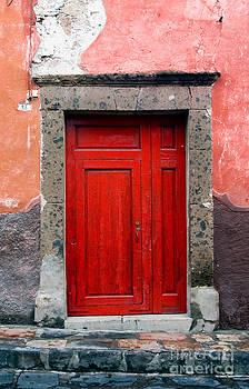 Oscar Gutierrez - Red Door