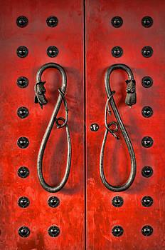 Heather Applegate - Red Doors