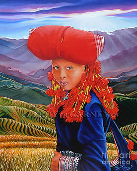 Red Dzao by Troy Carney