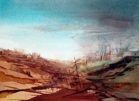 Christa Friedl - Red Earth