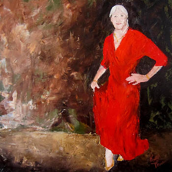 Keith Thue - Red Ellegance