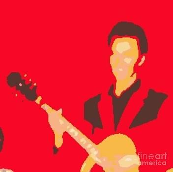 James Eye - Red Elvis II
