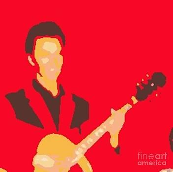 James Eye - Red Elvis