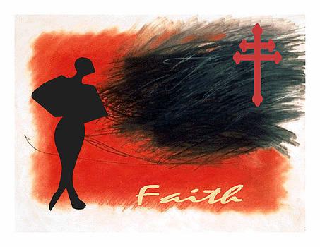 Red Faith by Lynn Darnelle