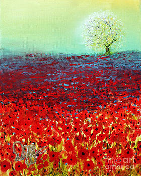 David Kacey - Red Fields