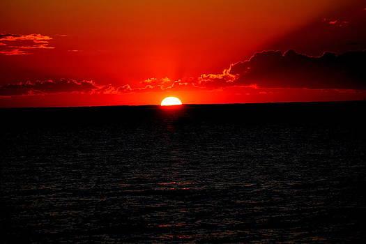 Rosanne Jordan - Red Fire Sky