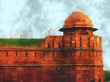 Red Fort by Scott Hill
