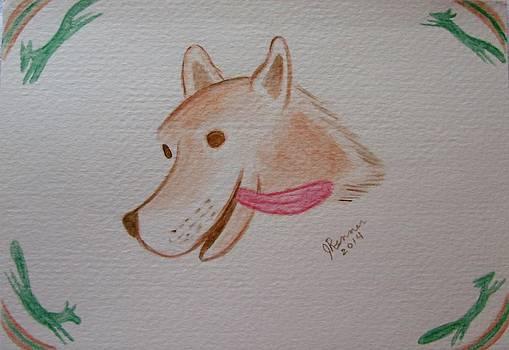 Red Fox by Joann Renner