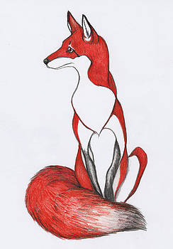 Peggy Wilson - Red Fox
