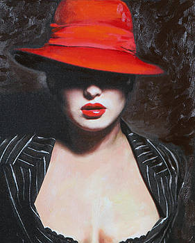 Red Hat by Francoise Lynch
