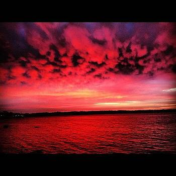 Red In The Morninnn by Kahsha Ward