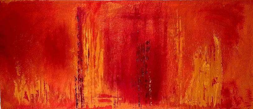 Red Inferno by Jacqueline Schreiber
