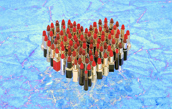 Daniel Furon - Red Kisses
