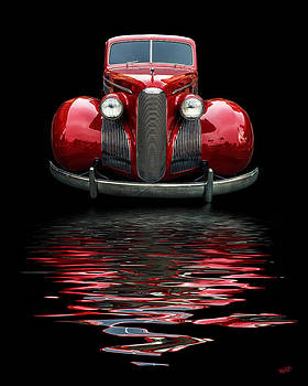 Red Lasalle by Michael Petrizzo