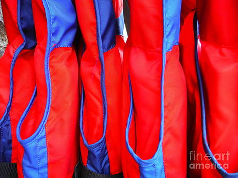 Paddy Shaffer - Red Life Vests 1