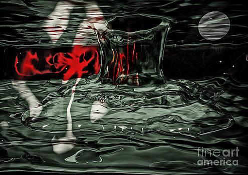 Red Mystery by Udo W Klingbeil