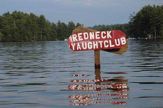 Red Neck Fun  by Jeffrey Akerson