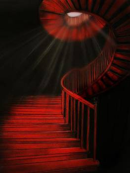 Red Obsession  by Ida Ambrosio