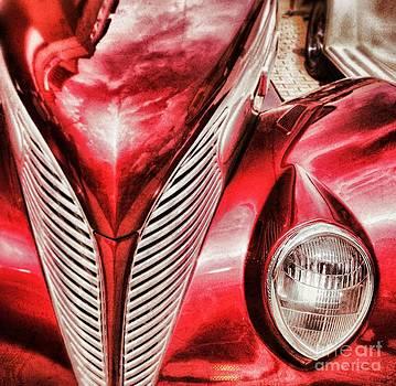 Red Oldie by Nora Martinez