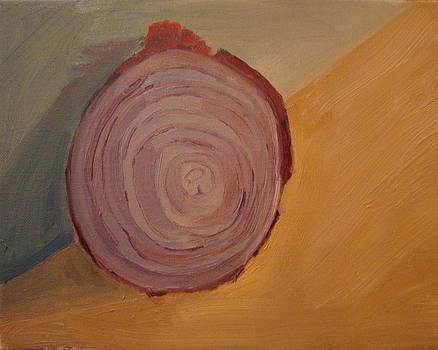 Red Onion #2 by Laura Skoglund