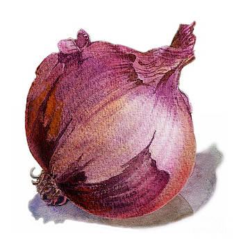 Irina Sztukowski - Red Onion