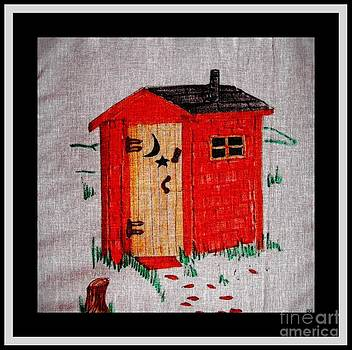 Barbara Griffin - Red Outhouse